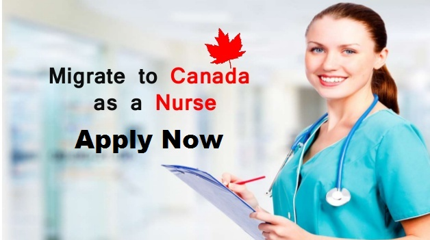 Registered nurse in canada