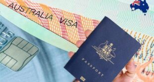 Australia visa application