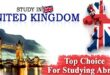 Universities in UK to Study
