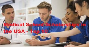 Medical School Scholarships in the USA